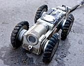 Crawler Pipeline Camera