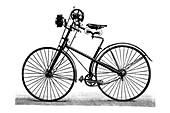 Kaiserrad bicycle,1889