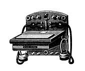 Ader-Van Rysselberghe telephone,1880s