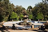 Guenete Leul Palace gardens,Ethiopia