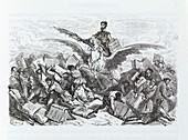 Cervantes's Don Quixote,flight of fancy