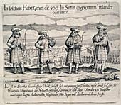 Irish mercenaries in Stettin