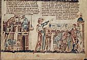 The parables of the husbandmen