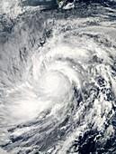 Super typhoon Haiyan,November 2013