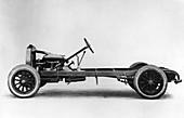 Du Pont automobile chassis,1920s