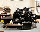 Bookbinding machinery