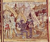 Henry VI taken captive