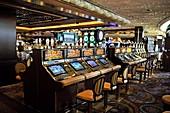 Slot machines,Las Vegas,USA