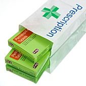 Perindopril ACE inhibitor drug