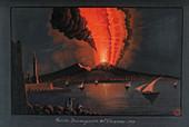 Eruption of Mt. Vesuvius,1779