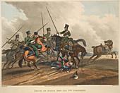 Death of Major Gen. Ponsonby