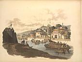 View of Yang-tcheou