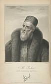 Ali Pacha,late Vizier of Jannina