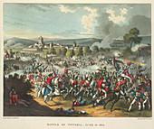 Battle of Vittoria