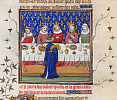 Banquet of the Emperor and King