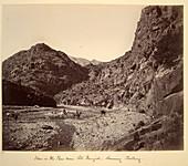 Pass near Ali Musjid