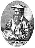 Gerardus Mercator,Flemish cartographer