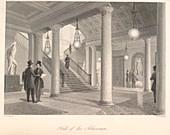 Hall of the Athenaeum