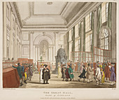 The Great Hall,Bank of England