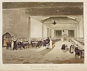 Dining hall,Asylum