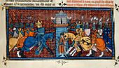 The Battle of Gisors