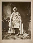 Major General HH Maharaja Sir Pertab Sing