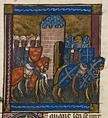 Armies on horseback
