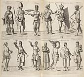 People met on travels by Edmund Halley