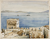 Historic buildings in Greece
