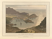 View of Ilfracombe from Hilsborough