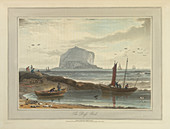 The Bass Rock,Great Britain