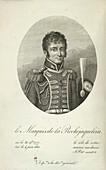 Louis,Comte de la Rochejaquelein