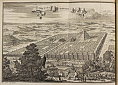 City of Babylon and surrounding area