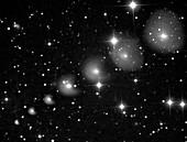 Comet 29P Schwassmann-Wachmann