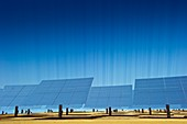 Concentrating solar power plant,Spain