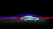 Car aerodynamics modelling