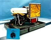 Cassini's spectrometer equipment