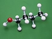 Ethyne molecule