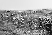 First World War battlefield,Arras