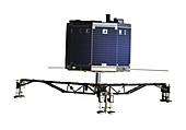 Philae lander,artwork