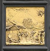Ghiberti's Panel of Noah