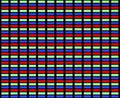 TFT LCD display,macrophotograph
