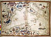 Queen Mary atlas