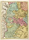 Inland landlocked countries in Europe