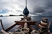 Pinisi schooner,Indonesia