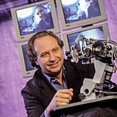 Rodney Brooks,Australian roboticist