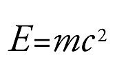 Einstein's mass-energy equation,artwork