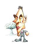 Robert Oppenheimer,US physicist