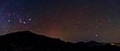 Night sky over la Palma