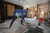 Repairing Hurricane Sandy damage